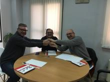 Acord de col·laboració FUNDACIÓ SASM - CBS